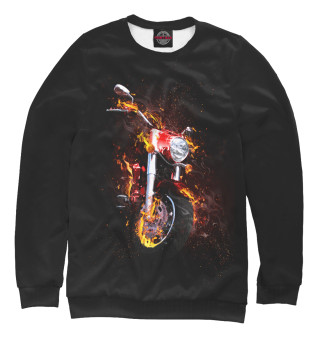 Одежда с принтом My bike