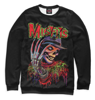 Одежда с принтом The Misfits (282235)