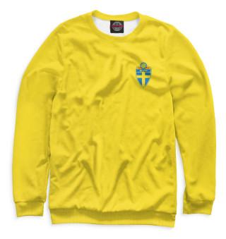 Одежда с принтом Сборная Швеции (922951)