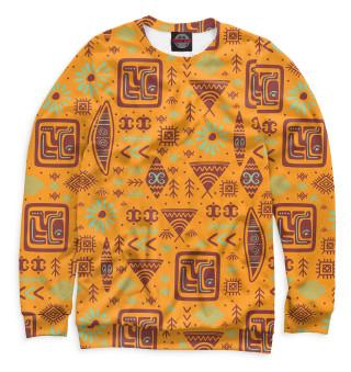 Одежда с принтом Этника (376422)