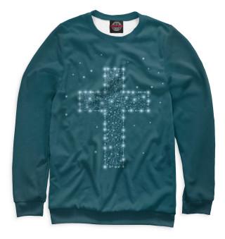 Одежда с принтом Крест (121488)