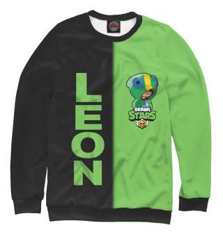 Одежда с принтом Brawl Stars Leon (493162)
