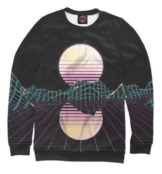 Одежда с принтом Retro Wave (594193)