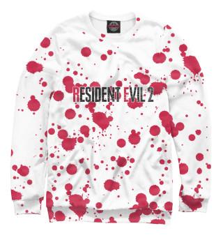 Одежда с принтом Resident Evil 2