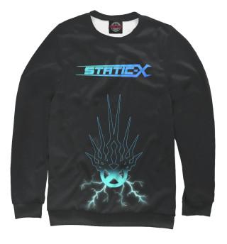 Одежда с принтом Static-X (869195)