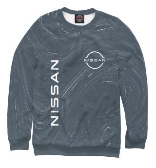 Одежда с принтом Nissan / Ниссан