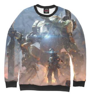 Одежда с принтом Titanfall (132070)