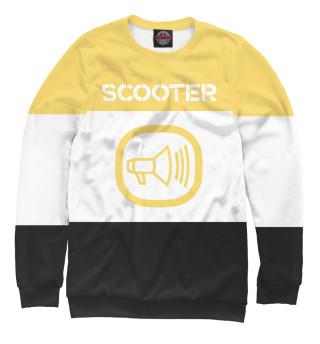 Одежда с принтом Scooter (694849)