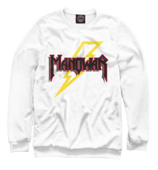 Одежда с принтом Manowar (973565)