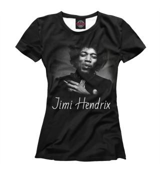 Футболка женская Jimi Hendrix (3840)