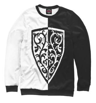 Одежда с принтом Dark Souls щит