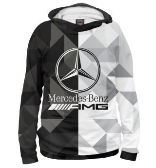 Худи женское Mercedes-Benz Diamond