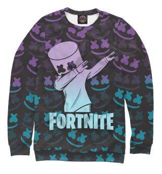 Одежда с принтом Fortnite Marshmello (529428)