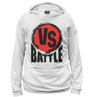 Худи женское Versus Battle