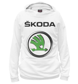 Худи женское Skoda (7511)