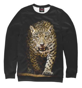 Одежда с принтом Leopard