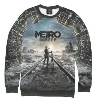 Одежда с принтом Metro Exodus (352405)
