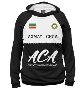 Худи женское Akhmat Fight Club (9351)