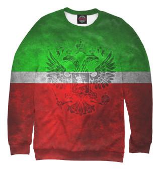 Одежда с принтом Чеченская Республика