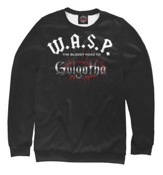 Одежда с принтом W.A.S.P. Band (810356)