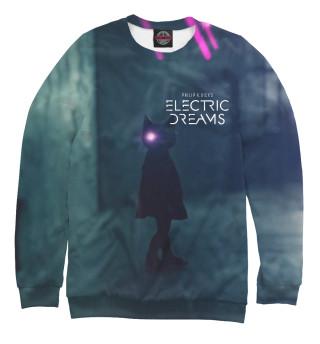 Одежда с принтом Электрические сны (467740)