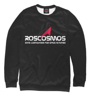 Одежда с принтом Roscosmos (428211)