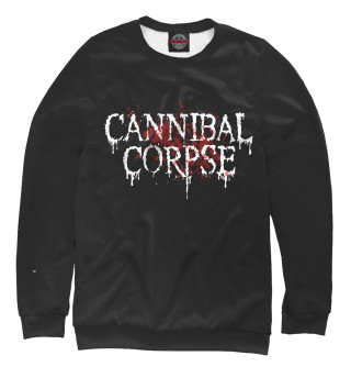 Одежда с принтом Cannibal Corpse (677376)