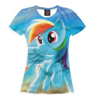 Футболка женская My Little Pony