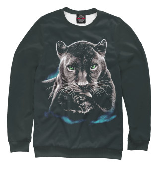 Одежда с принтом Пантера