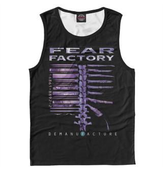 Майка мужская Fear Factory