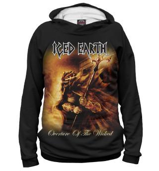 Худи женское Iced Earth (7715)