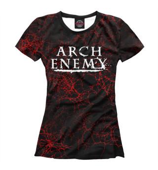 Футболка женская Arch Enemy
