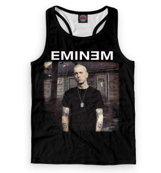 Майка борцовка мужская Eminem (605)