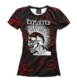 Футболка женская The Exploited (4849)