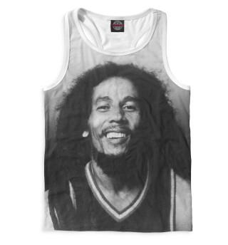 Майка борцовка мужская Bob Marley (395)