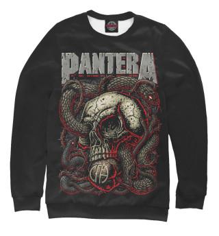 Одежда с принтом Pantera Skull and Snake