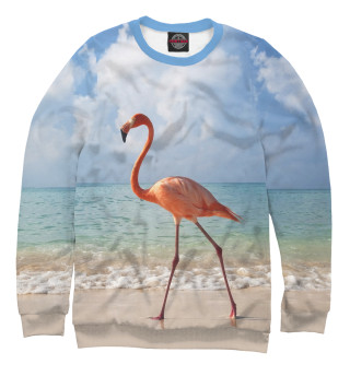 Одежда с принтом Фламинго (495180)