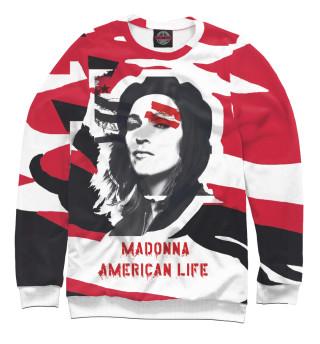 Одежда с принтом American Life
