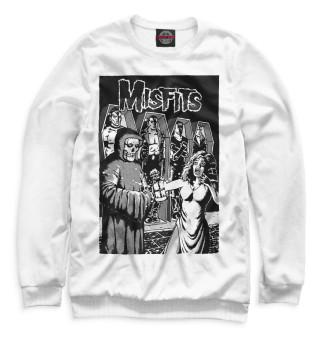 Одежда с принтом The Misfits (225323)