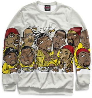 Одежда с принтом Wu-Tang Clan (334840)