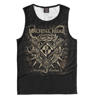 Майка мужская Machine Head (3519)