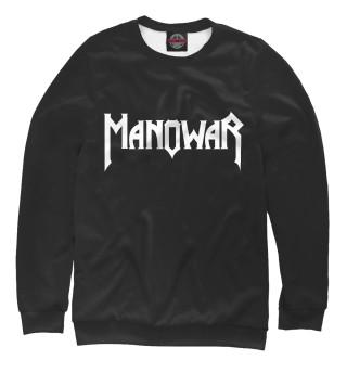 Одежда с принтом Manowar (101268)