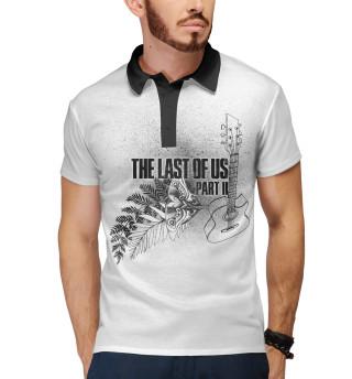 Поло мужское The Last of Us Part II