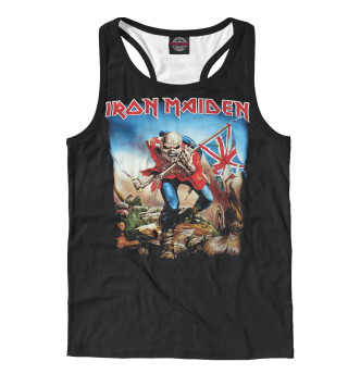 Майка борцовка мужская Iron Maiden (7468)