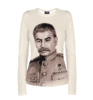 Лонгслив  женский Сталин (142)