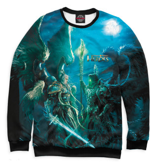 Одежда с принтом Might & Magic Heroes (518657)
