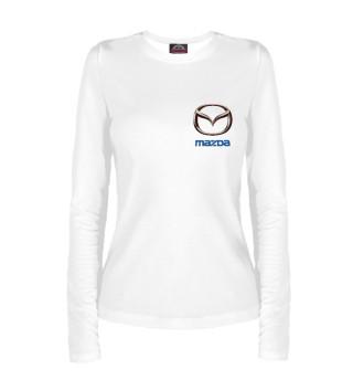 Лонгслив  женский Mazda