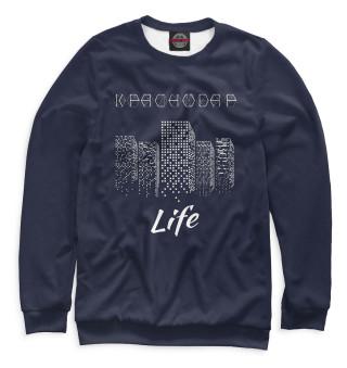 Одежда с принтом Краснодар Life