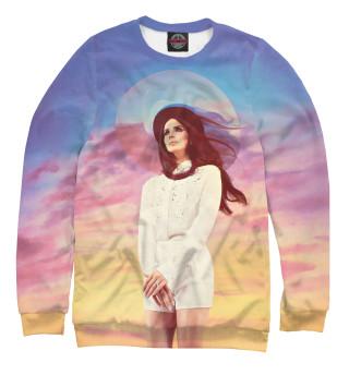 Одежда с принтом Lana Del Rey (997201)