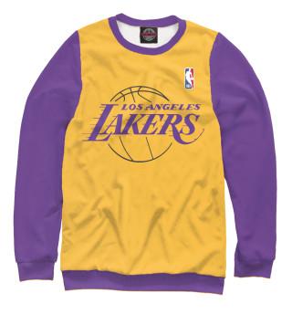 Одежда с принтом Лос-Анджелес Лейкерс (форма)